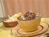 Picture of Veg-Head Three-Bean Chili Recipe