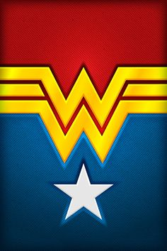 Wonder Woman Wallpaper: I actually think i would love this on the wall in the spare room lol