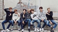 Bangtan Boys Wallpaper Background