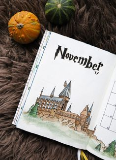 Marcador de Gryffindor Ravenclaw Harry Potter 8 Harry Potter Doodles and Spreads Even Muggles Will Love - Bullet Journal Bullet Journal Cover Ideas, Bullet Journal 2020, Bullet Journal Spread, Bullet Journal Layout, Journal Covers, Bullet Journal Inspiration, Journal Pages, Bullet Journal Savings Tracker, Harry Potter Journal