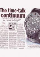 dbac76fd1152  Relojes con teléfono móvil incorporado. Toda la información en  www.facebook.com pbfshowroom  watchphone  smartphone  fashion  canarias   moda  showroom