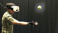 Disney Research a mis au point un système bluffant de prédiction de trajectoire en VR. http://www.realite-virtuelle.com/disney-systeme-prediction-trajectoire-2703