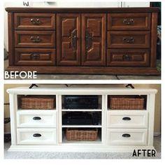 Dressers Refurbished Dresser Turned Into Tv Console Annie Sloan Chalk Paint Dresser Top Tv Stand Best Buy Dresser Tv Stand Diy Dresser Tv Stand Ideas Tv Dresser Stand