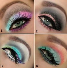 Make up ❤ which one would you choose?