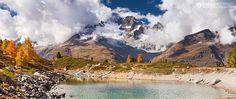 Grünsee Lake - Grünsee Lake - Zermatt - Switzerland You can see al series on my…