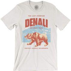 Parks Project Denali Last Frontier T-Shirt - Men's