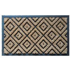 Diamond Doormat 45x75cm