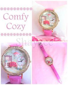 Shayzee - Mini Figurine Watches *FREE SHIPPING*