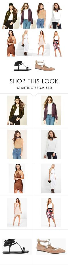 """""""The Sale of the month"""" by cate-jennifer ❤ liked on Polyvore featuring Forever 21, Boohoo and vintage"""