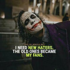 Joker haters