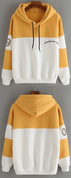 Please!Tell me i'm not the only one who love this piece so much!I am totaly can not live without this tape of sweatshirt!Super soft cotton& super fashion hooded pullovers!