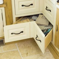 This is way better than those lazy-susan corner cabinets