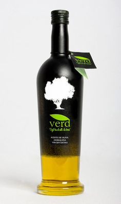 Verd. For all our olive oil packaging loving peeps. PD