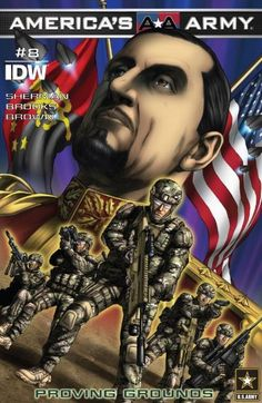 Check out America's Army #8: Proving Grounds on @comixology