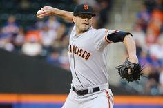 Chris Heston throws no-hitter in Giants' 5-0 win over Mets