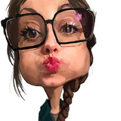 #caricature #art #portrait #comic #submission
