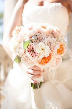To guide you through your journey of finding the perfect bouquet for your wedding day, every month we put together a hand-picked installment of the best wedding bouquets from around the web. This particular round-up is all about romance! Picture gorgeous roses, breath-taking peonies, stunning orchids and pretty hydrangeas in soft shades of pink, ivory read more...