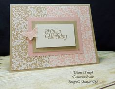 Made for a special friends birthday. Please check blog for details: http://diannescards.com/2016/01/18/happy-birthday-marie/