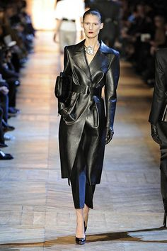Yves Saint Laurent  AUTUMN/WINTER 2012-13