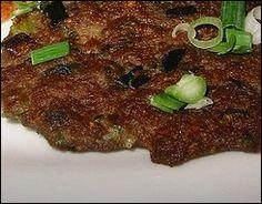 chapli  kebab Afghanistan