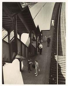 André Kertész   Poughkeepsie, New York by André Kertész (American (born Hungary), Budapest 1894–1985 New York)