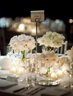 Pretty Table Settings Courtesy Of Black Orchid Florists In Anguilla. |  Barefoot Weddings | Pinterest | Table Settings, Florists And Wedding