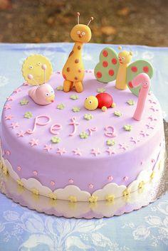 BabyTv Cake | Flickr - Photo Sharing!