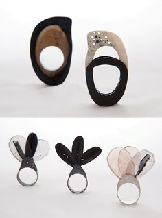 Robyn J McLean (The Carrotbox Jewelry Blog - rings, rings, rings!)