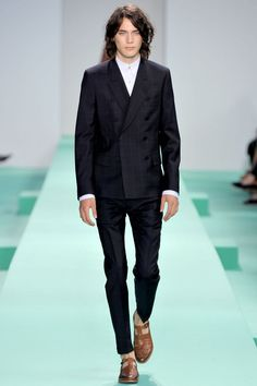 Jaco Van Den Hoven for Paul Smith - *PARIS* Spring/Summer 2013