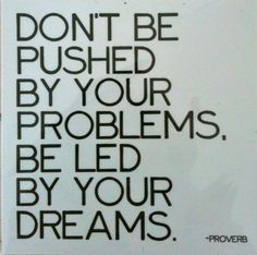 Quote on dreams.