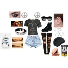"""V"" by julieety on Polyvore"