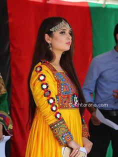 #afghan  #girl #afghan style #dress