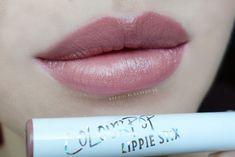 Colourpop Lippie Stix Creme Aquarius Lip Swatch Kathleenlights Colourpop Lippie Stix, Lip Swatches, Makeup Looks, Make Up, Lipstick, Skin Care, Kathleenlights, Face, Blog
