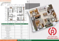 Thiết kế căn hộ chung cư xuân mai sparks tower3
