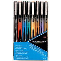 Prismacolor® Premier® Fine Line Color Marker Set