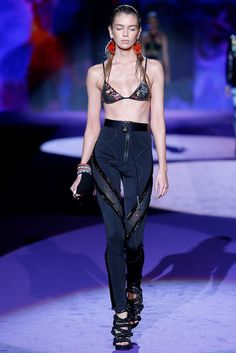 Dsquared² Spring 2016 Ready-to-Wear Collection Photos - Vogue