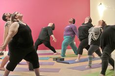 11 Yoga Tips for Plus-Size People