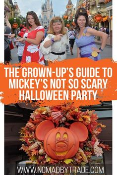 disney halloween – Mickey's Not So Scary Halloween Party is one of my favorite events at the Magic … Disney World Halloween, Disney Halloween Parties, Mickey Halloween, Disney Halloween Costumes, Scary Halloween Costumes, Mickey Party, Couple Halloween, Disney World Tips And Tricks, Disney Tips