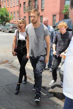Ed, Taylor and Calvin!
