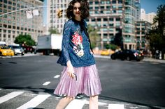 Falda Gucci | Galería de fotos 1 de 248 | Vogue México