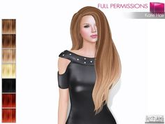 https://flic.kr/p/Nsp1LS | Full Perm MI Kate Mesh Rigged Hair | marketplace.secondlife.com/p/Full-Perm-MI-Kate-Mesh-Rigge...