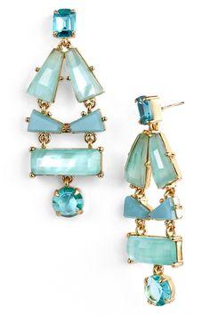 kate spade new york | 'beach gem' drop earrings | Sponsored by Nordstrom Rack.