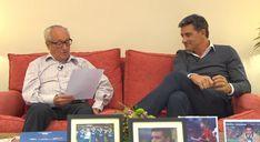 Luis Rolandi y Míchel interview youtube