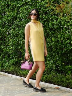 Modern Sixties | Kind Distinction http://www.kinddistinction.com/modern-sixties/ #fashion #style #retro #vintage #60s #60sinspired #lookbook #summer #summerstyle #fashionblog #bloggers