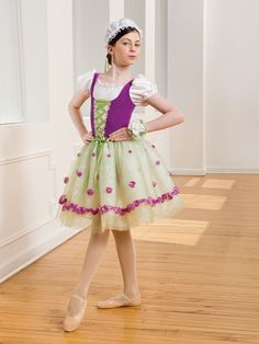 Village Maiden | Revolution Dancewear Costume Collection I had this costume when I was younger, I love it