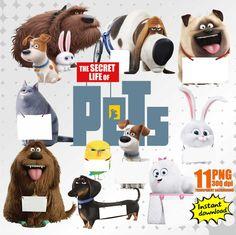 43 La Vida Secreta De Mascotas Caracter Png Por Redhorse0088