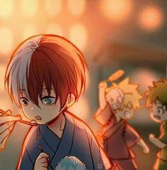 My Hero Academia, Shoto Todoroki, Katsuki Bakugo / - pixiv Fanarts Anime, Anime Films, Anime Characters, Manga Anime, My Hero Academia Shouto, My Hero Academia Episodes, Hero Academia Characters, Hero Wallpaper, Cute Anime Wallpaper