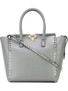 Love this by VALENTINO 'Rockstud' Trapeze Tote - $2445