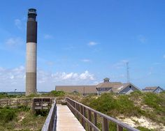Oak Island Lighthouse, Oak Island, NC