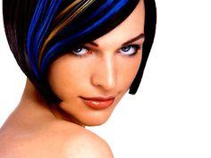 Beauty Milla Jovovich Widescreen Wallpaper #8 #8462 HD Wallpaper ...